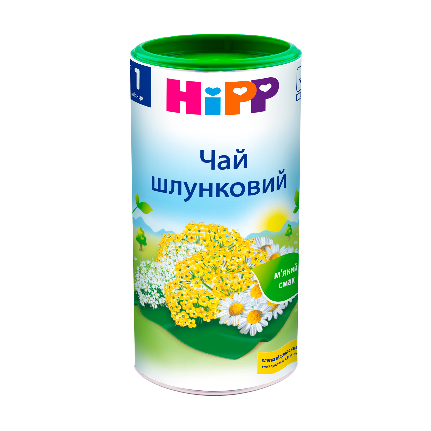 Дитячий чай HiPP шлунковий, з 1 місяця, 200 г