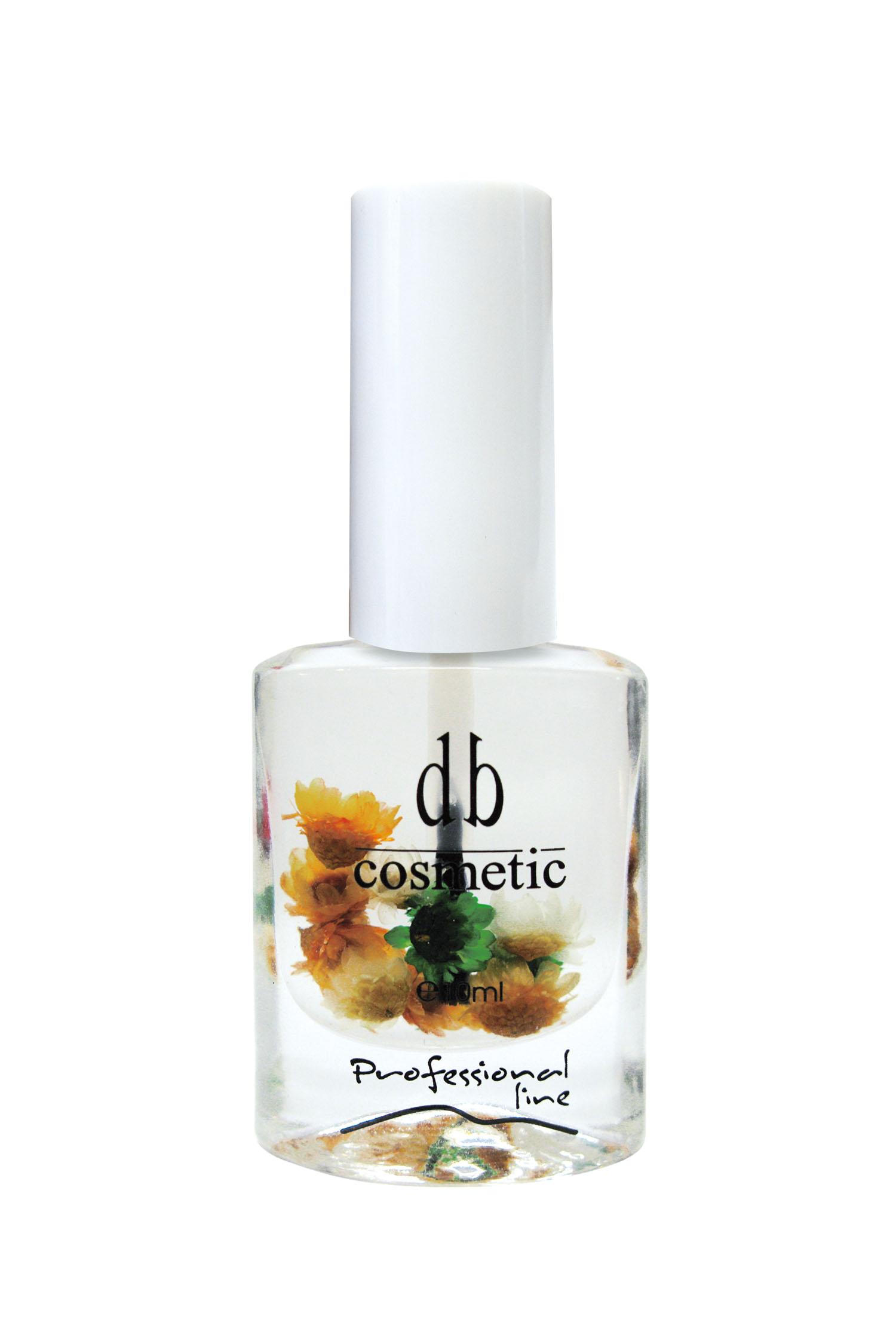 Купить Дарк Блю Засіб по догляду Масло для нігтів і кутикул Апельсин, db Cosmetic