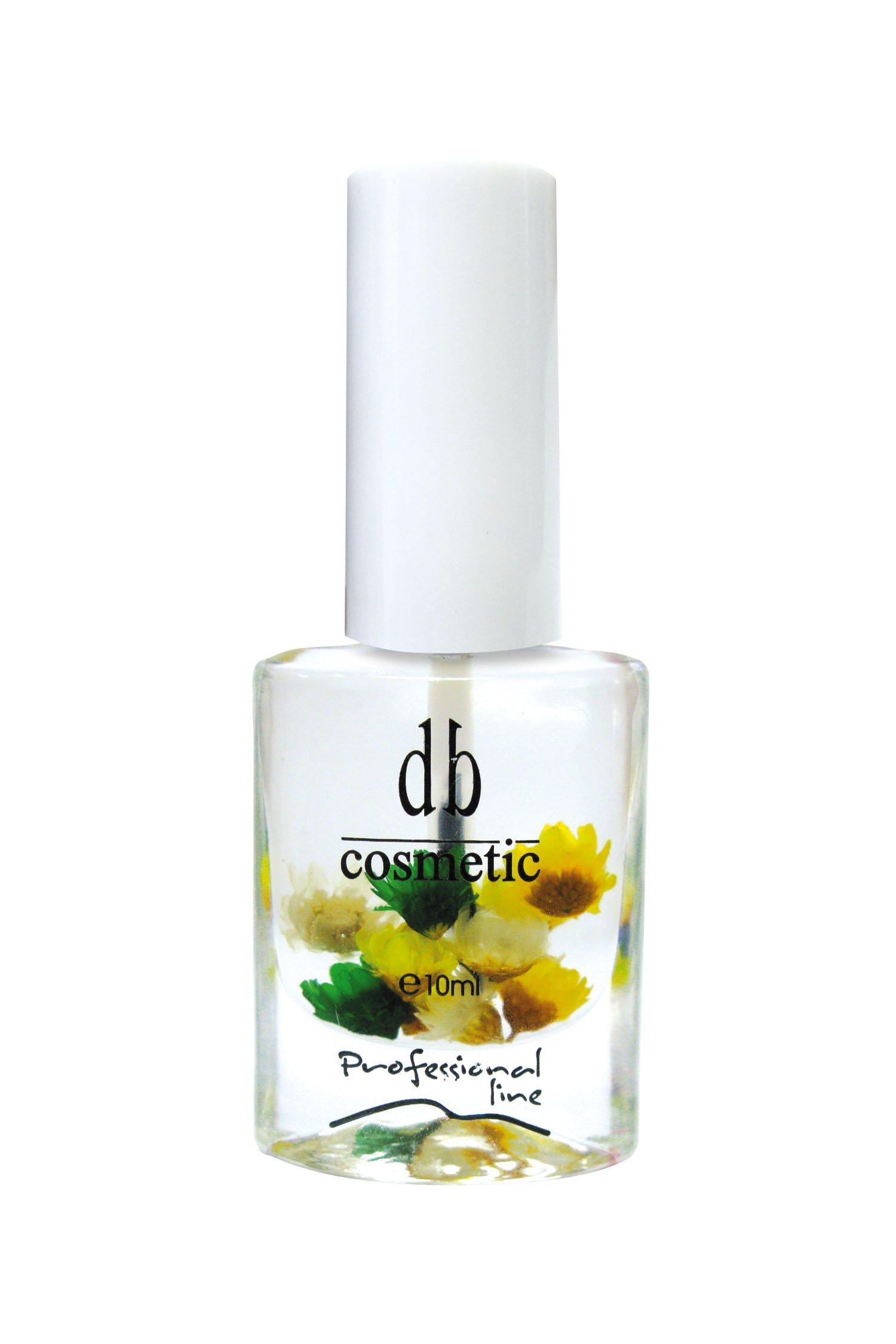 Купить Дарк Блю Засіб по догляду Масло для нігтів і кутикул Лимон, db Cosmetic