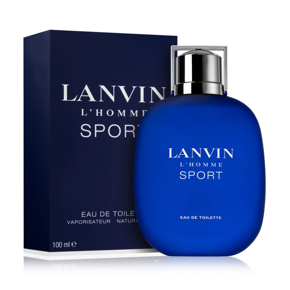 Lanvin L'Homme Sport Туалетная вода мужская, 100 мл