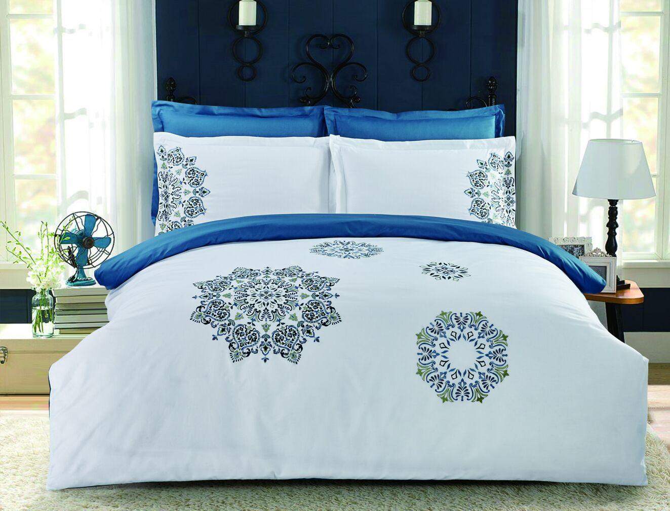 Купить Комплект постельного белья Home line Евро сатин Восток