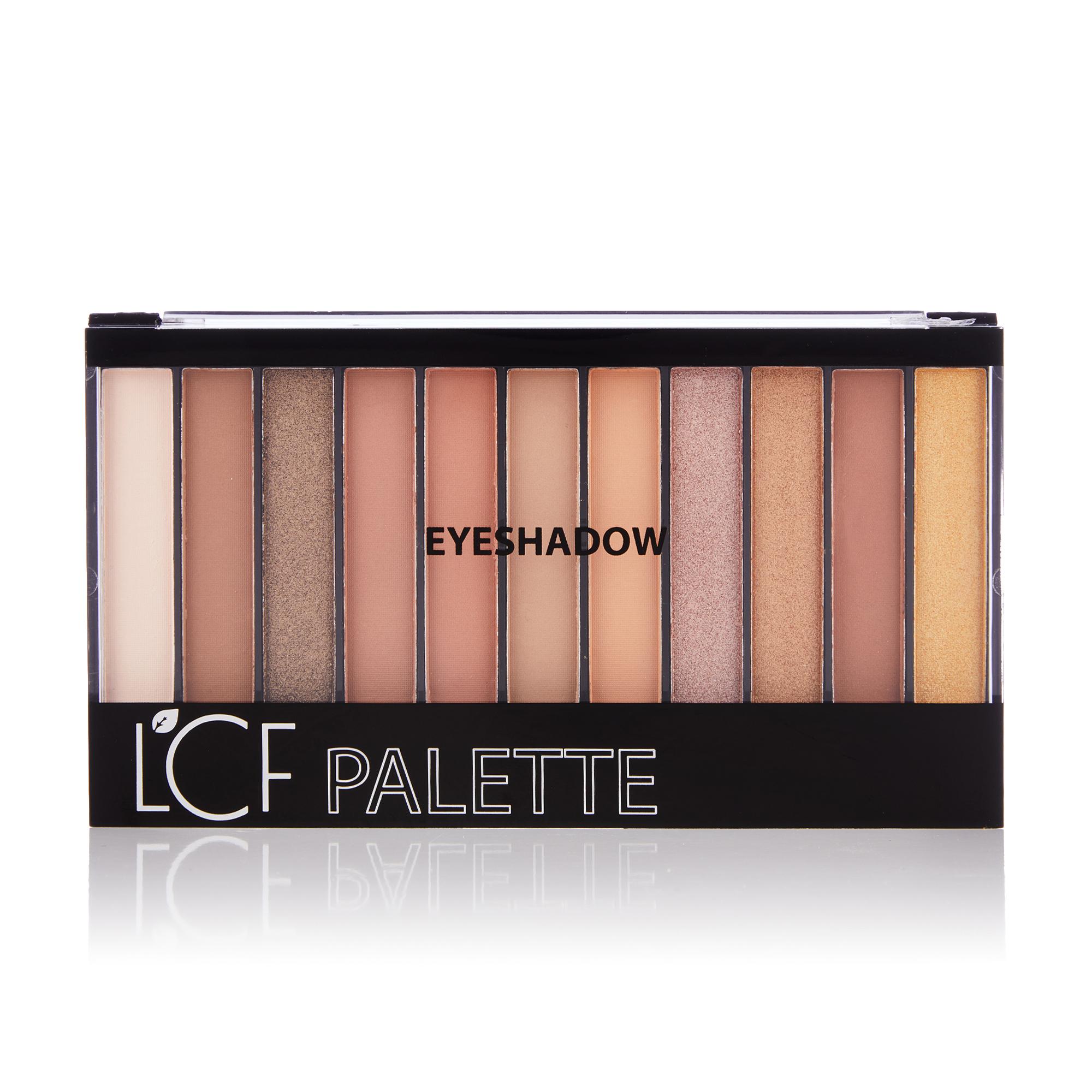 Палетка тіней для повік LCF Pallete Eyeshadow, 22 г