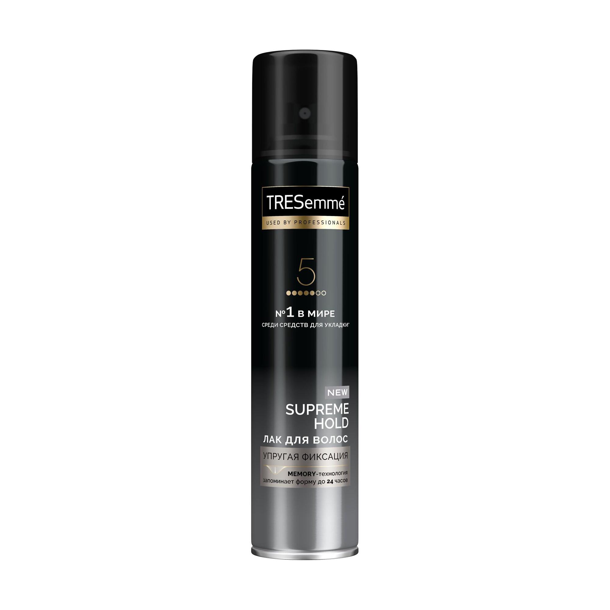 Купить Лак для укладки волос Tresemme Сильная фиксация, 250мл