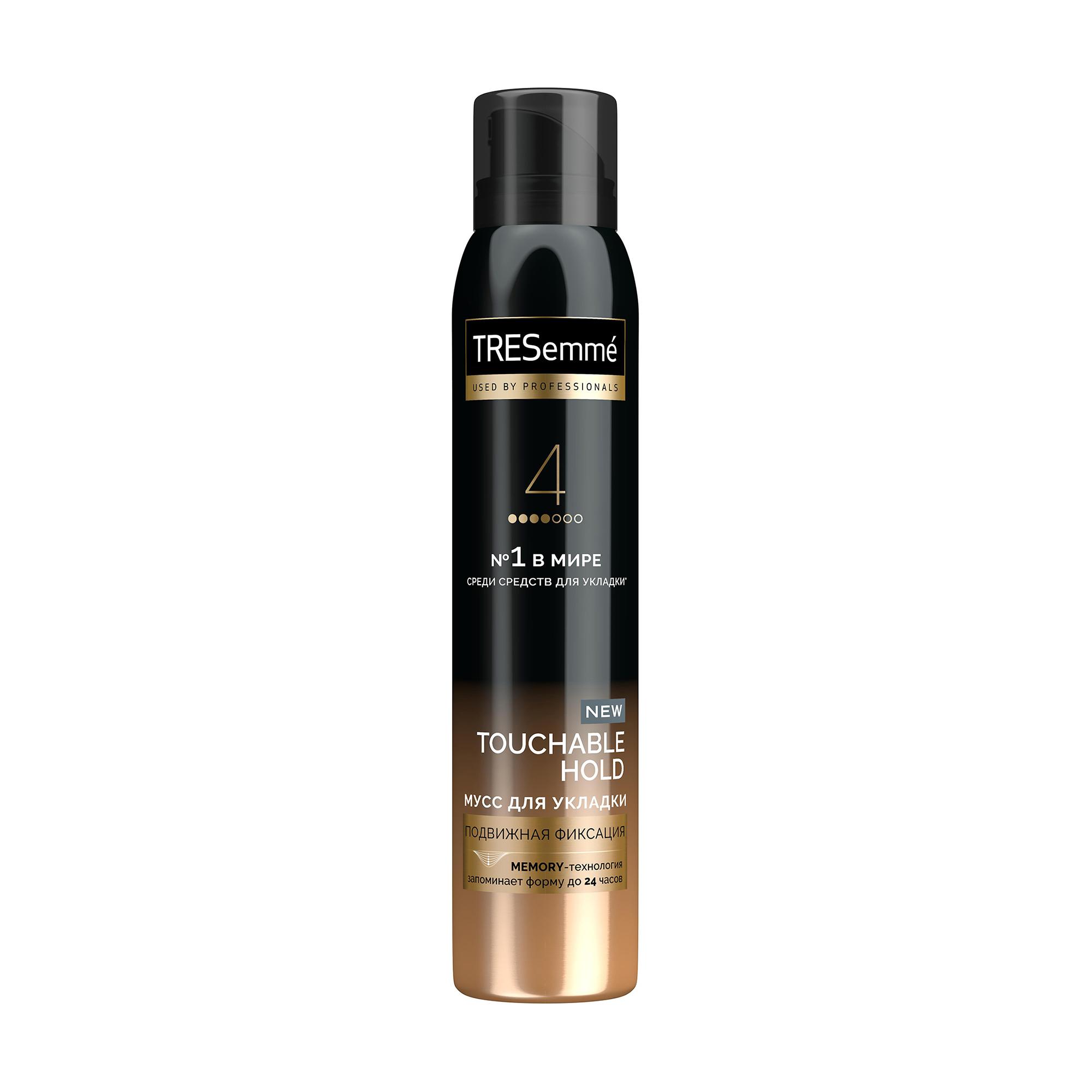 Купить Мусс для укладки волос Tresemme Средняя Фиксация, 200мл