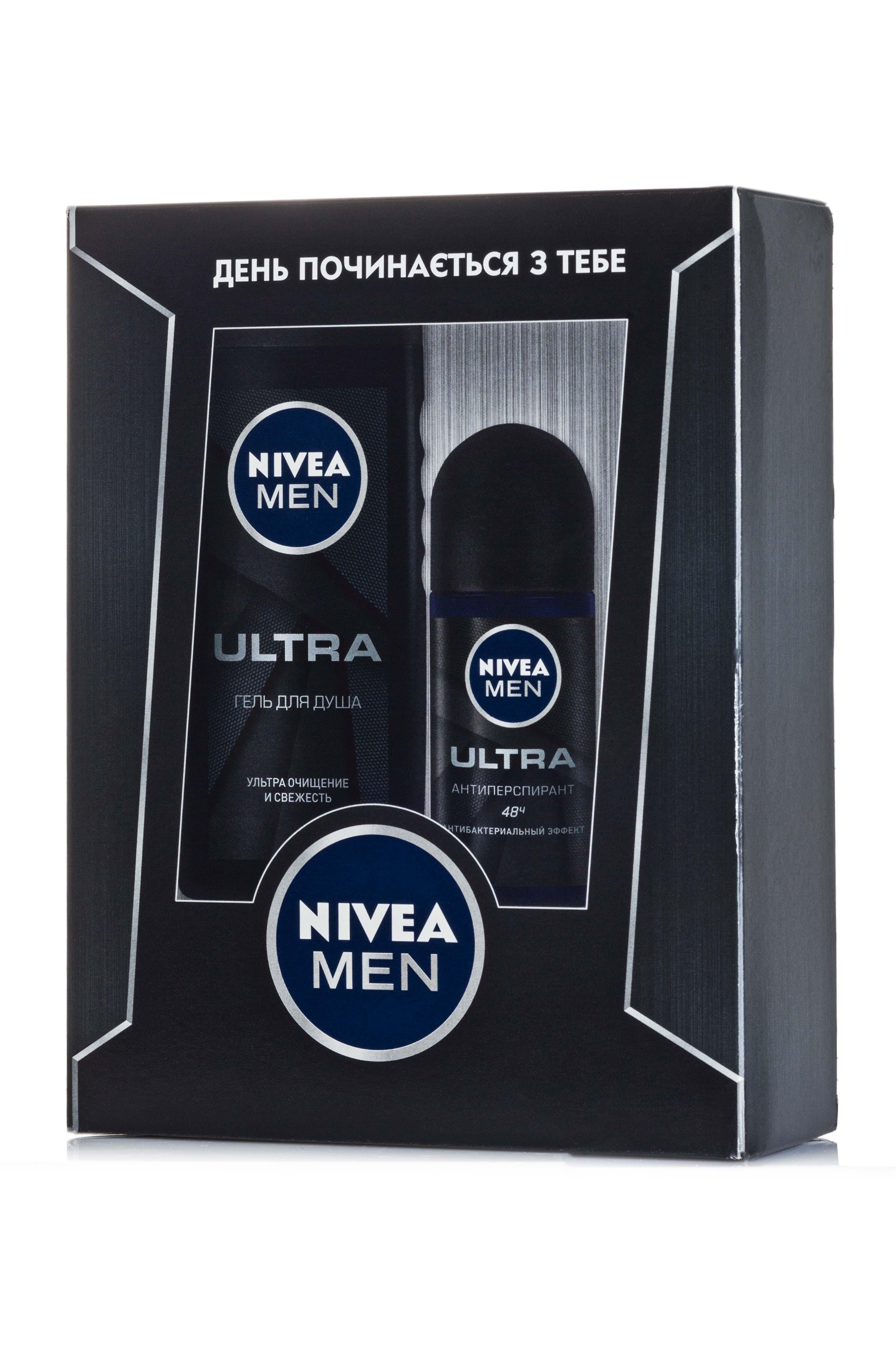 Купить Подарунковий набір Nivea men Ультра 2019