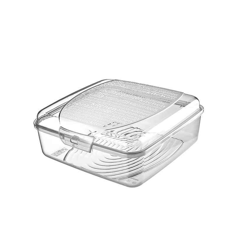 Контейнер универсальний Titiz Plastik Takeaway прозорий 2л,AP-9271-TR