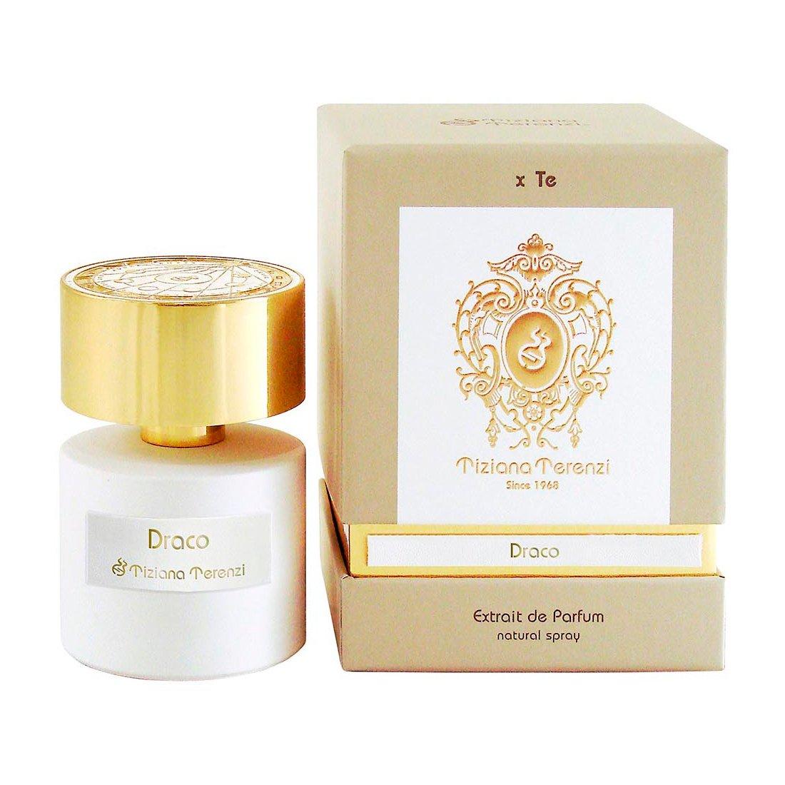 Купить Парфюмированная вода Tiziana Terenzi Draco De Parfum унисекс, 100 мл (тестер)