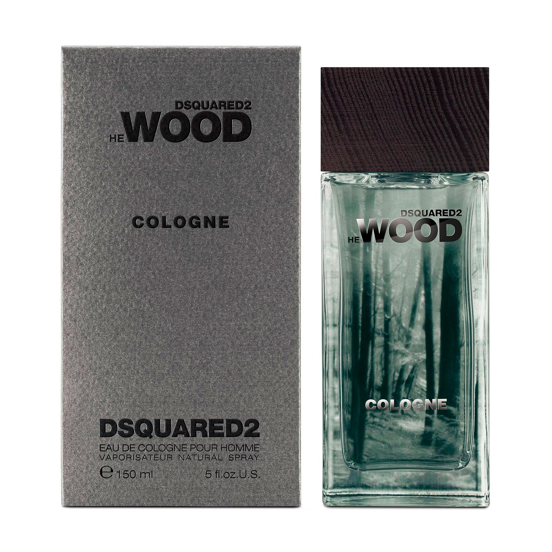 Dsquared2 He Wood Cologne Одеколон чоловічий, 150 мл