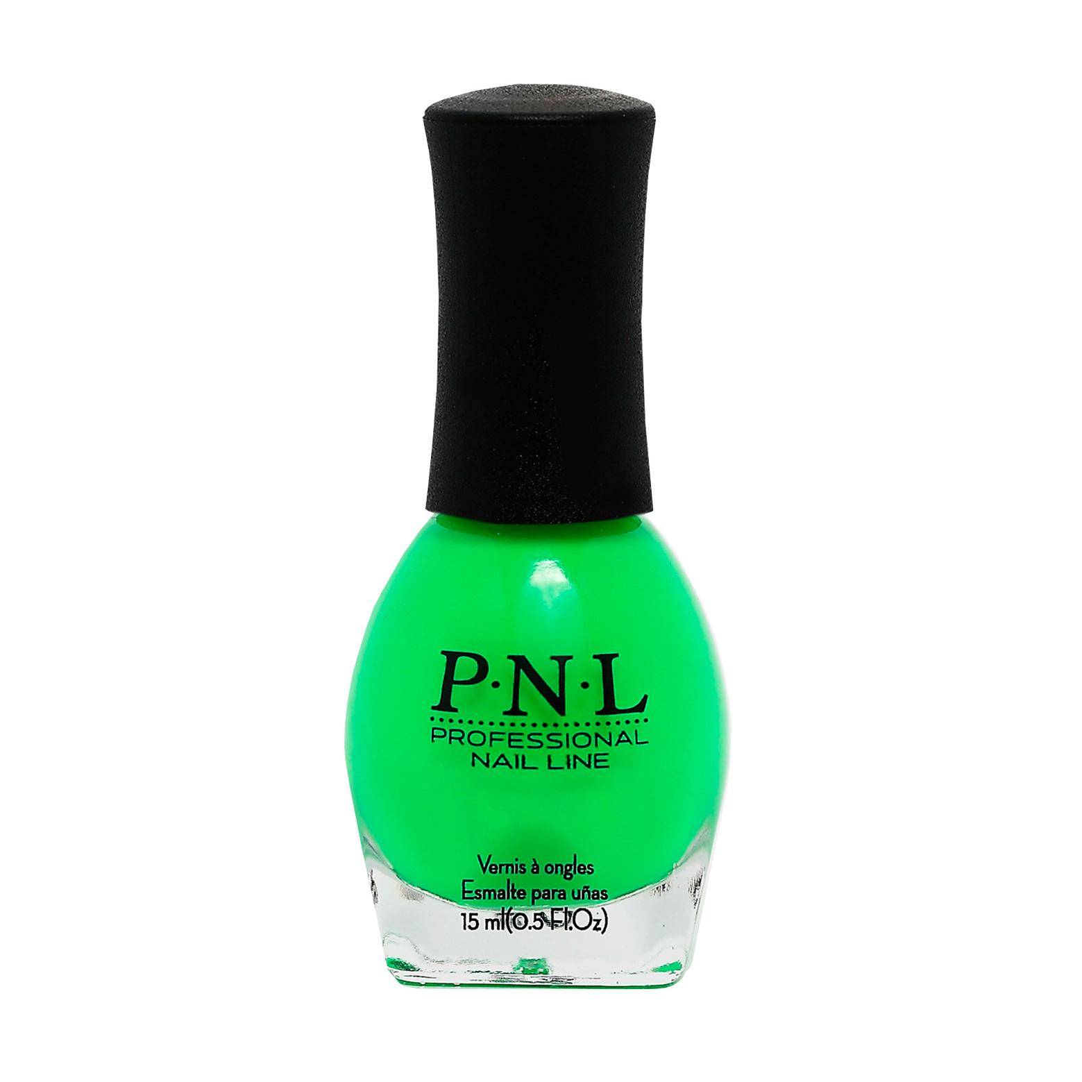 Лак для ногтей P.N.L 096 LIME 15 мл, P.N.L.  - купить со скидкой