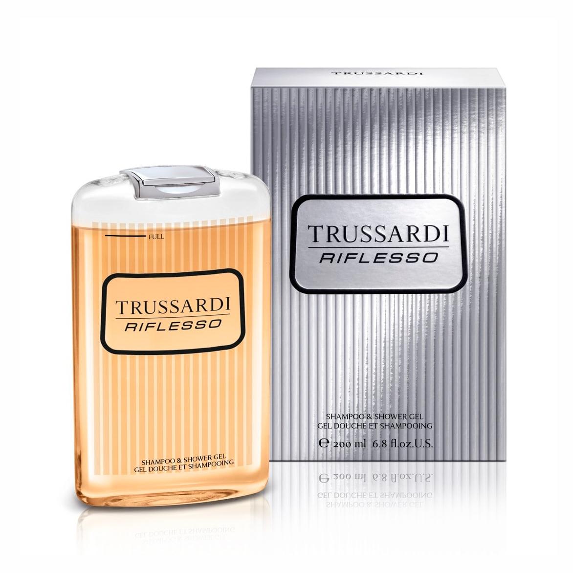 Гель для душа Trussardi Riflesso мужской 200мл