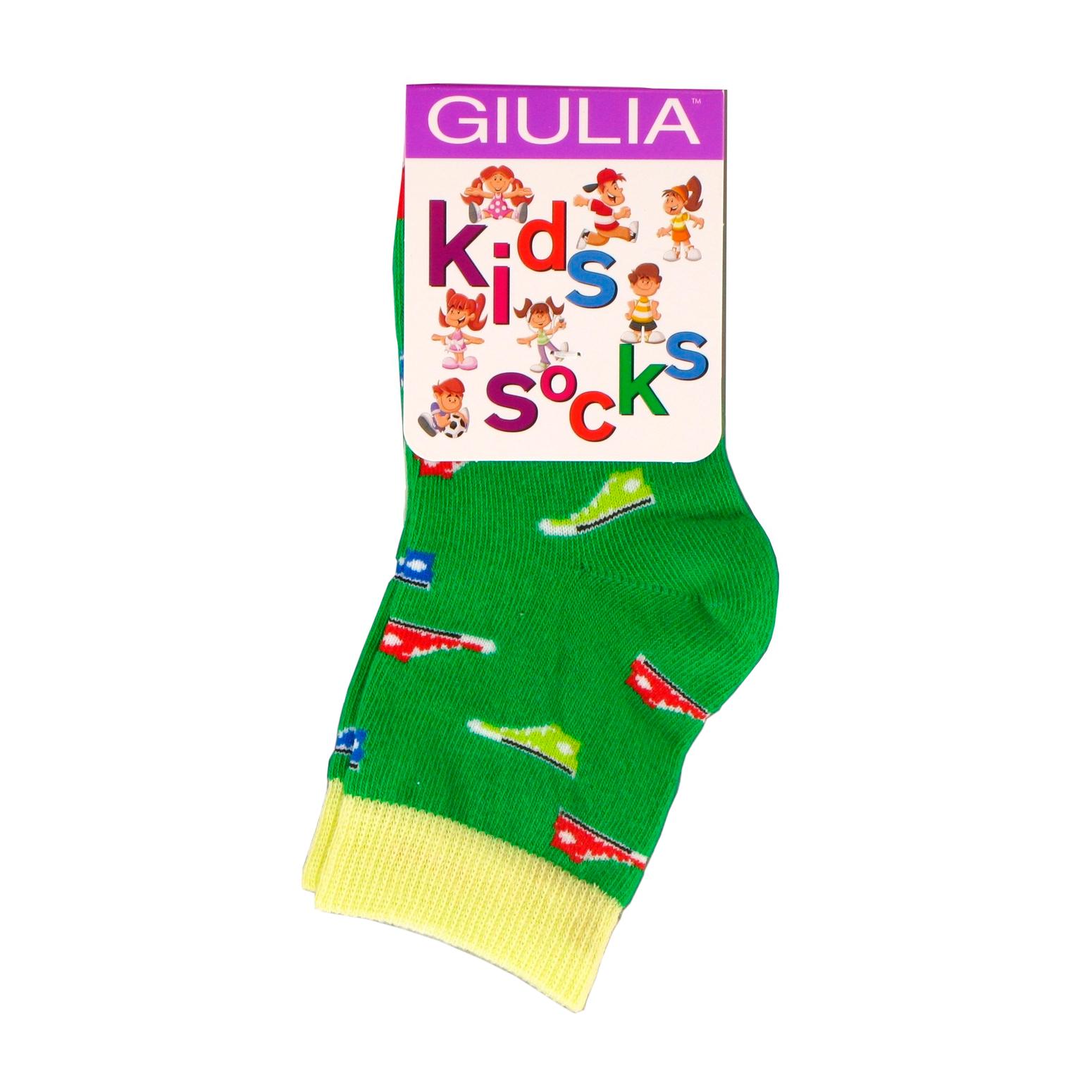 Носки детские Giulia KSL-008 calzino-green р.18