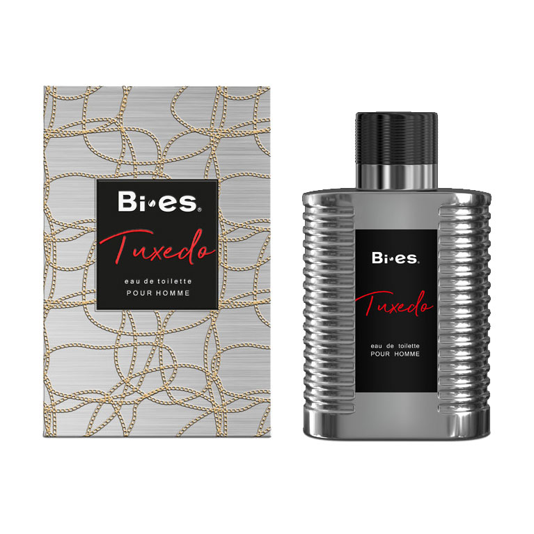 Bi-es / BI-ES Tuxedo Туалетная вода мужская, 100 мл