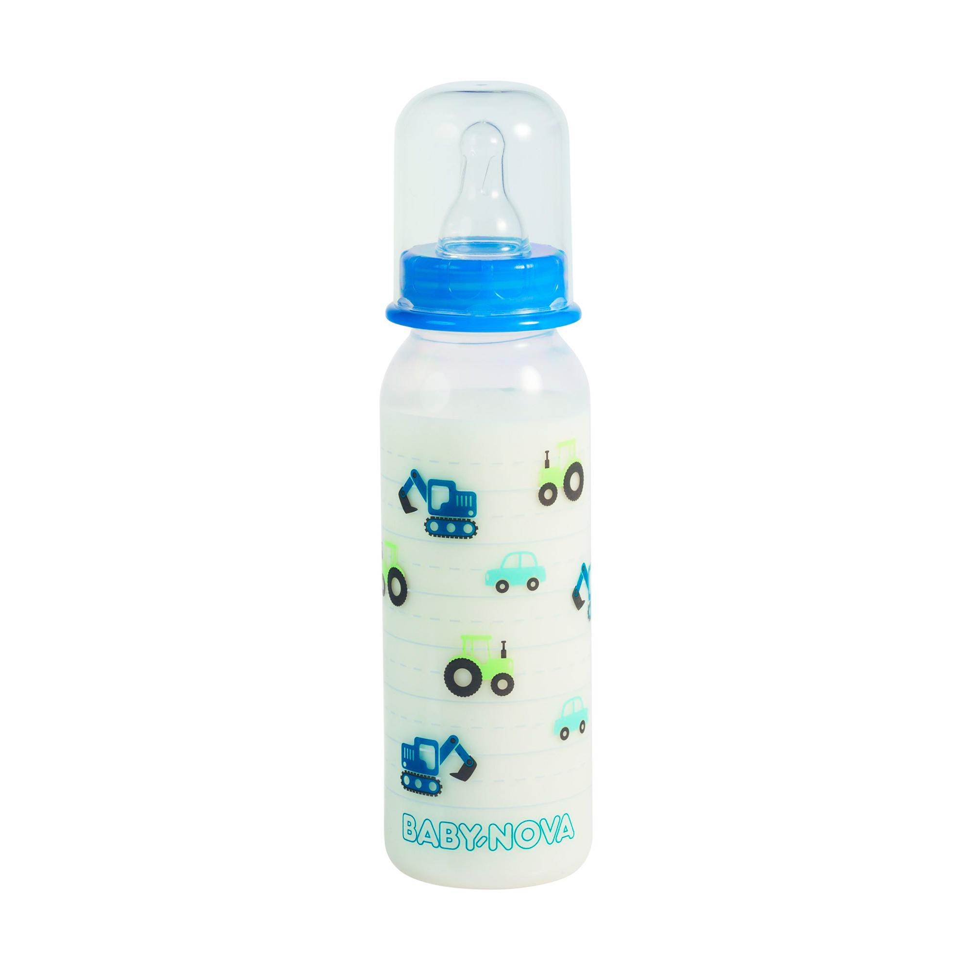 Купить Бутылка Baby-Nova Обезьяна (Мальчик) 250мл