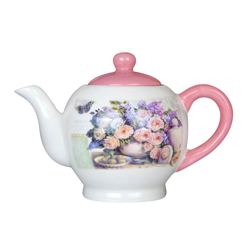 Чайник заварювальний Lefard Трояндовий букет 358-804, 730 мл