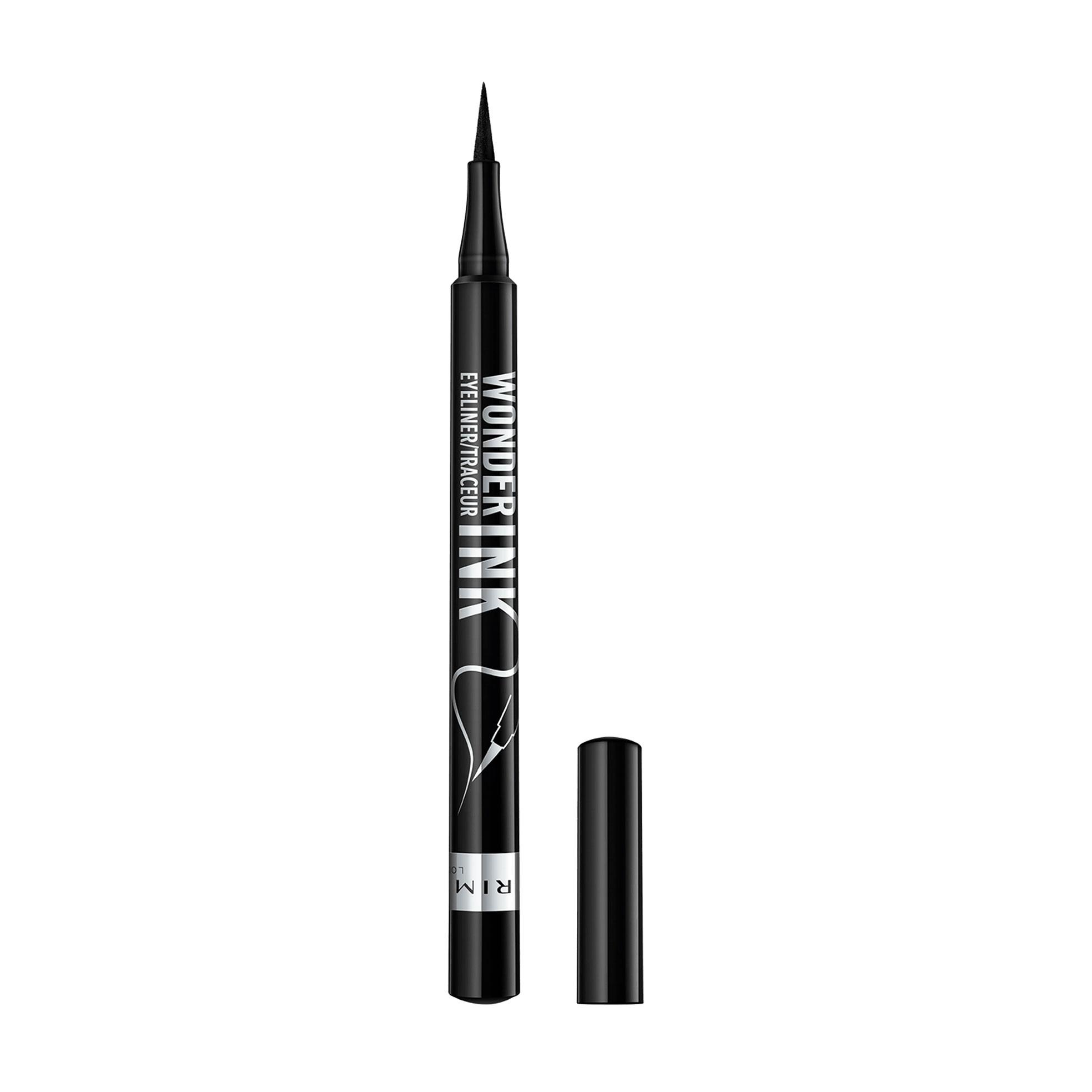 Rimmel / Підводка для очей RM WONDER INK EYELINER 01 Black