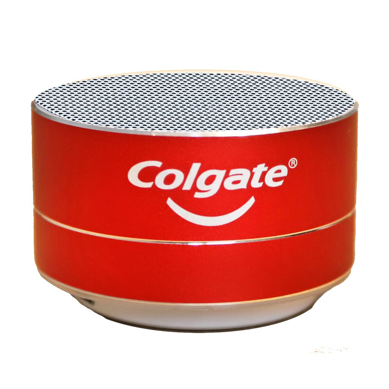 Подарок! Портативная колонка Colgate