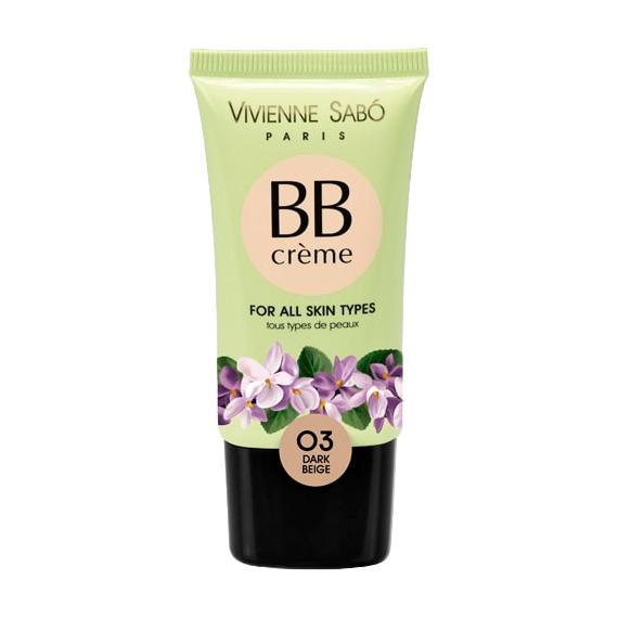 Купить Тональный крем Vivienne Sabo BB Creme 03 Dark Beige, 25 мл