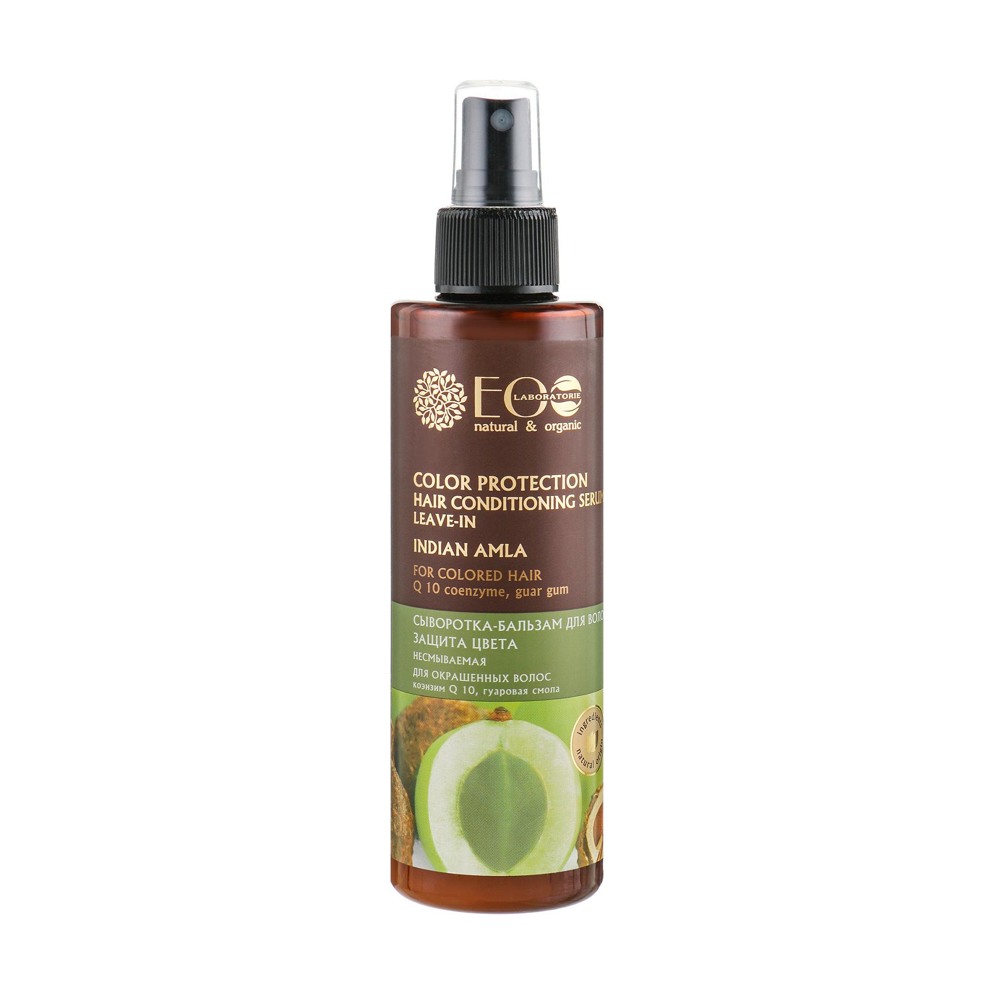 Купить Сыворотка-бальзам для волос EO Laboratorie Защита цвета для окрашенных волос, 200 мл