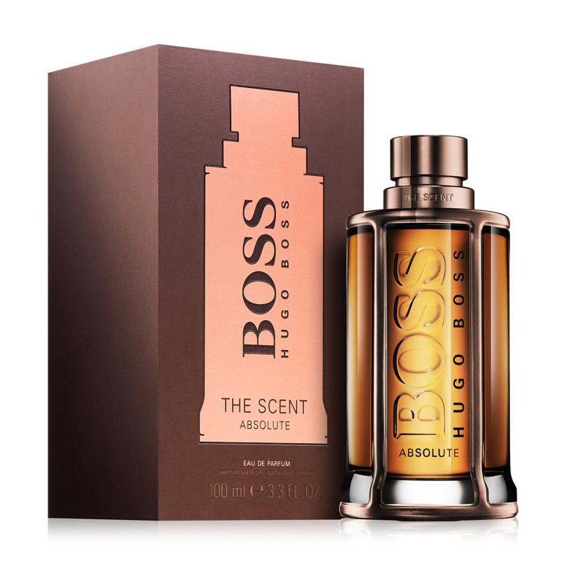 Hugo Boss Boss The Scent Absolute Парфумована вода чоловіча, 100 мл