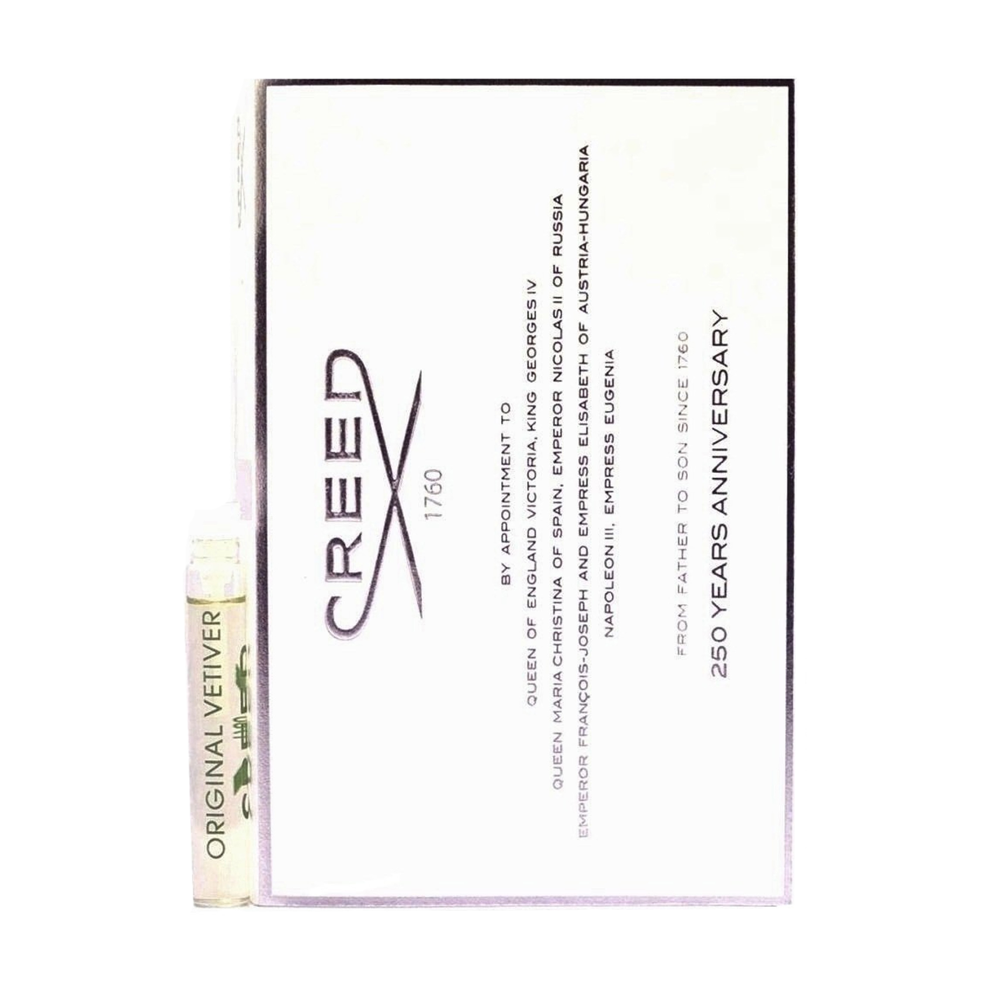 Купить Creed Millesime Original Vetiver парфюмированная вода мужская, 2, 5 мл