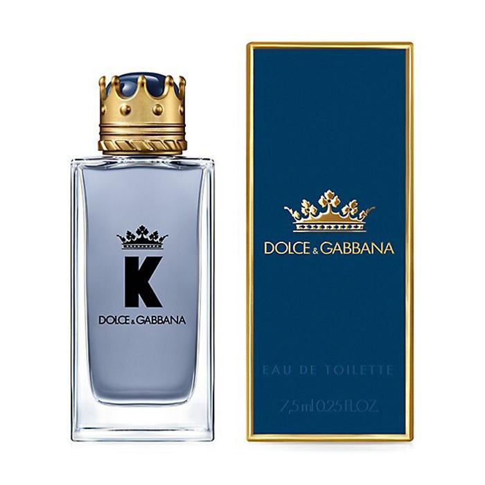 Dolce&Gabbana K Pour Homme Туалетная вода мужская, 7.5 мл