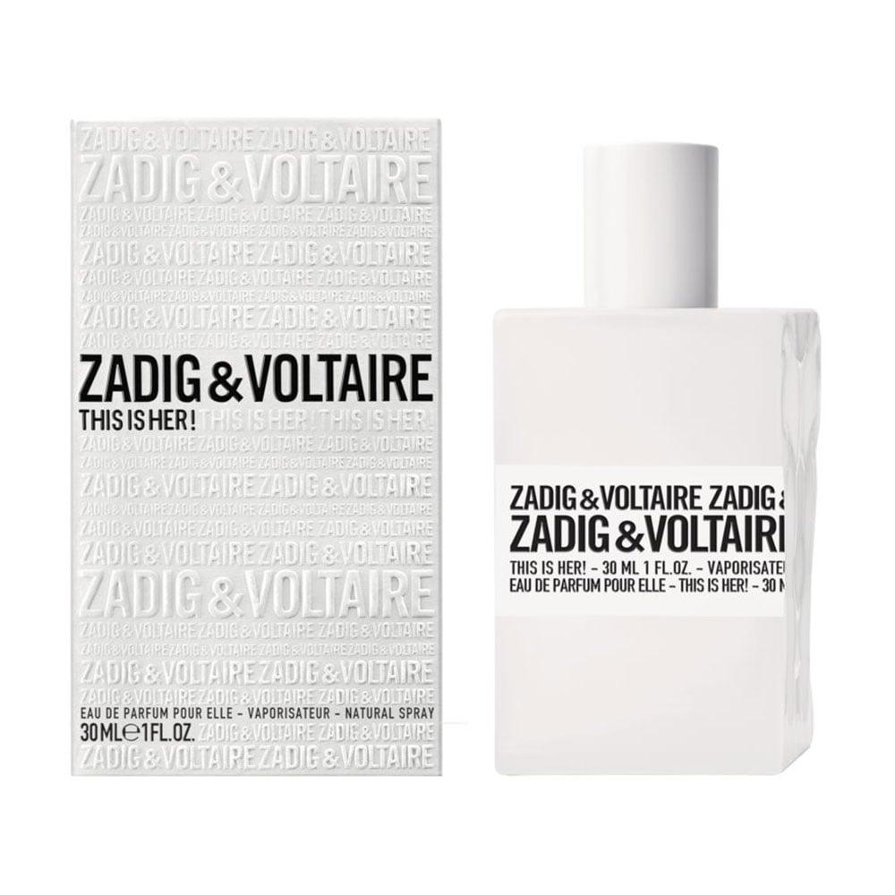 Купить Zadig & Voltaire This Is Her! Парфюмированная вода женская, 30 мл