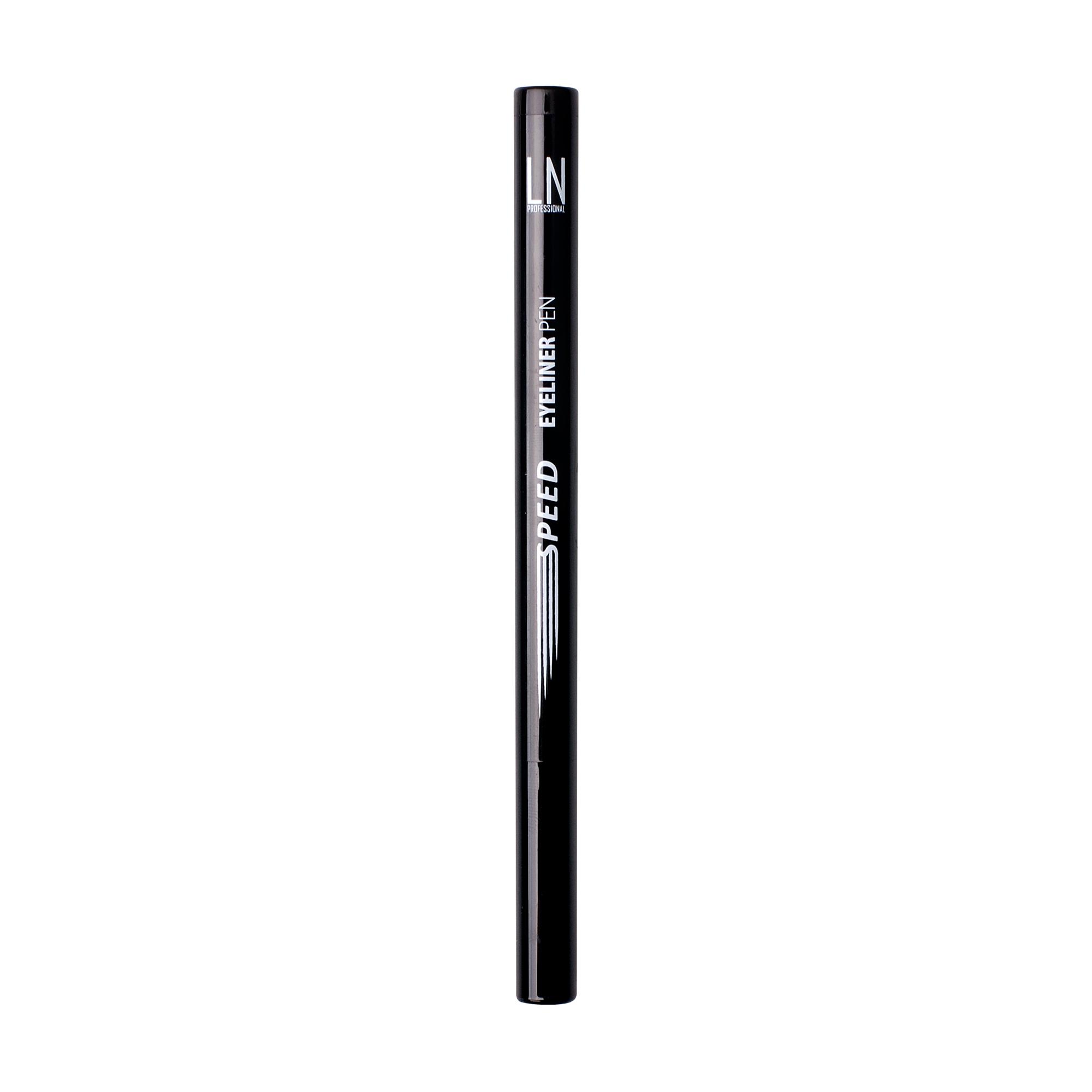 Підводка-фломастер для очей LN Professional Speed Eyeliner Pen, чорний, 2 мл