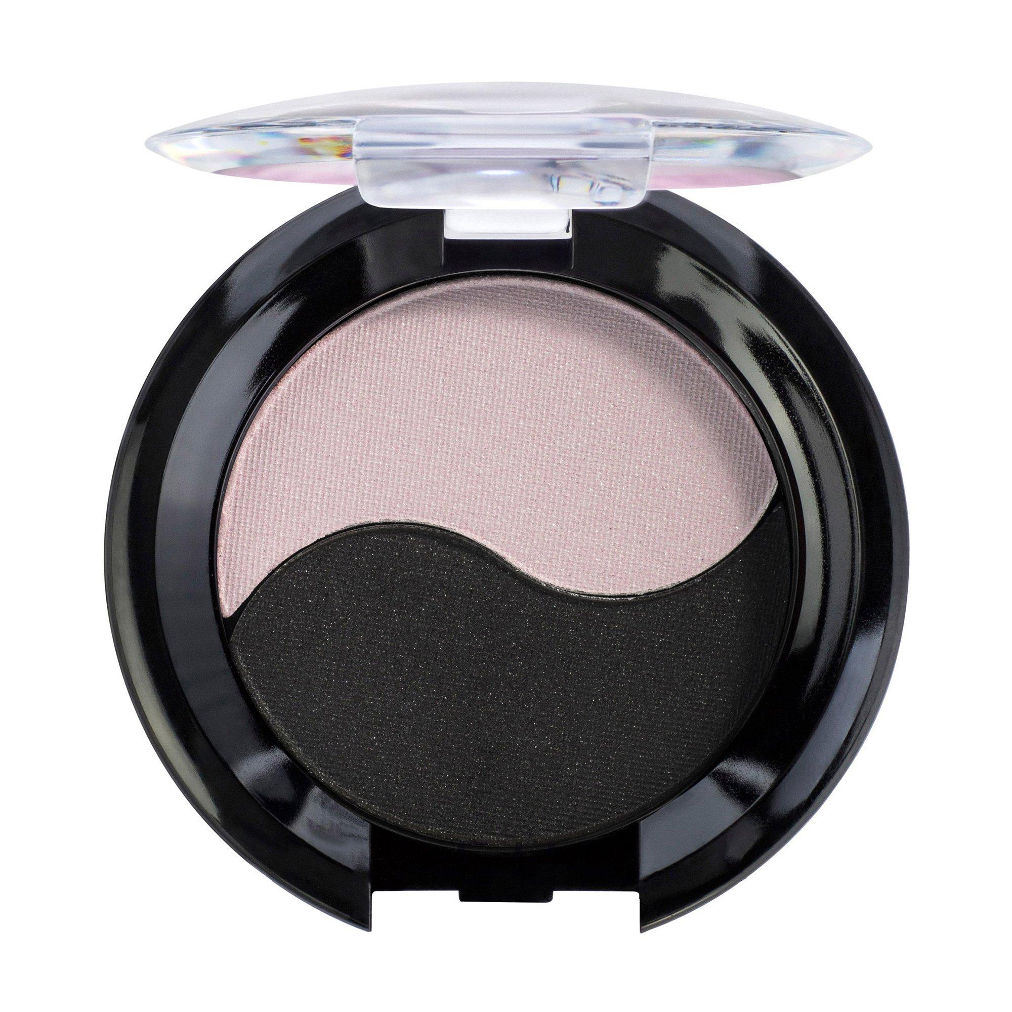Тіні для повік Quiz Cosmetics Color Focus Eyeshadow 2-кольорові, тон 206, 4 г