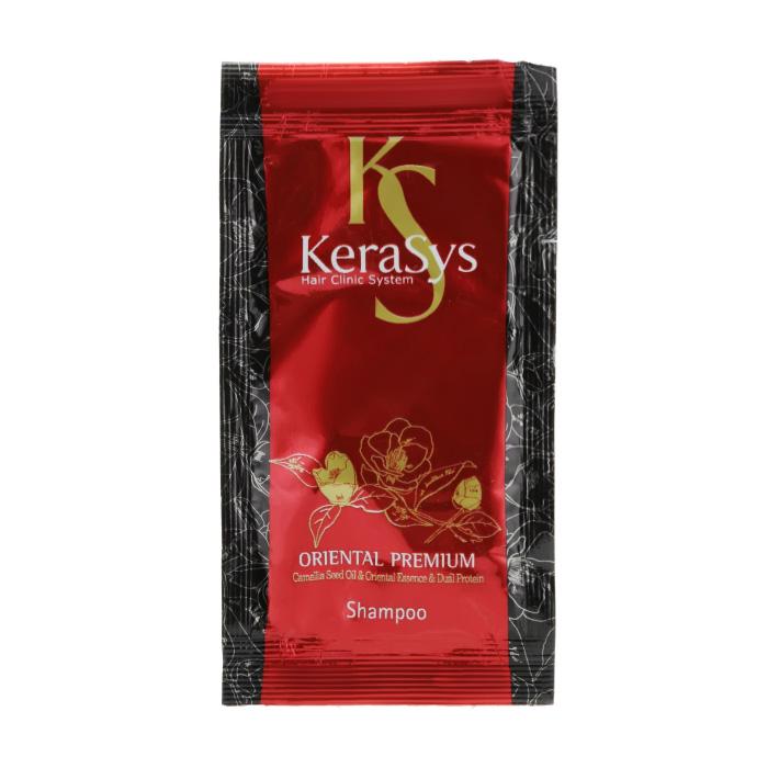 Подарунок! Шампунь для всіх типів волосся KeraSys Oriental Hair Premium Shampoo, 10 мл