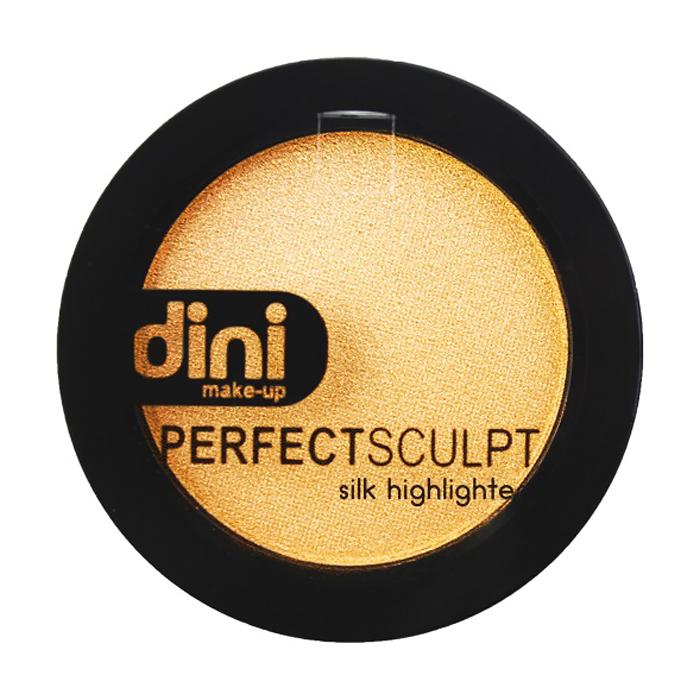 Хайлайтер для обличчя Dini Perfect Sculpt Silk Highlighter 01, 5 г
