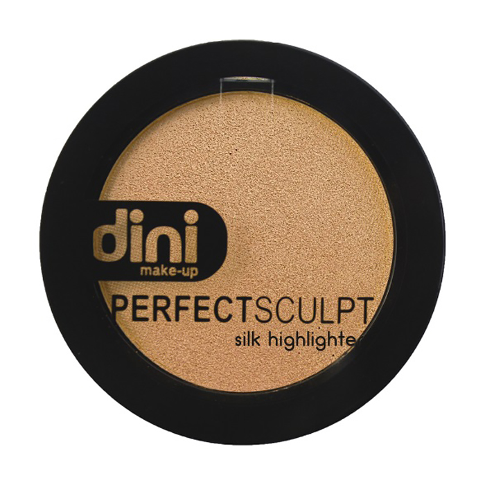 Хайлайтер для обличчя Dini Perfect Sculpt Silk Highlighter 02, 5 г