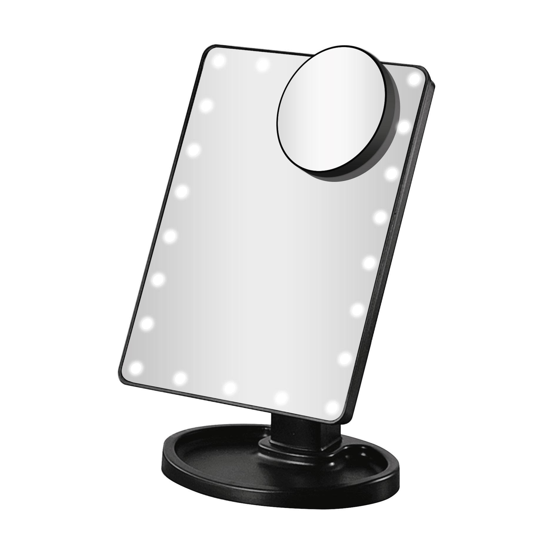 Подарунок! Настільне дзеркало з LED підсвіткою L'Oreal Paris