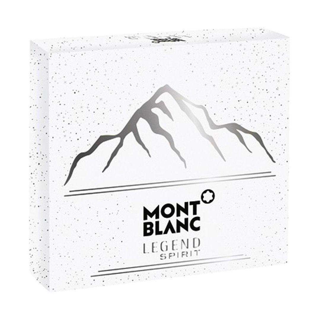 Парфумований набір чоловічий Mont Blanc Legend Spirit (туалетна вода, 50 мл + гель для душу, 100 мл)