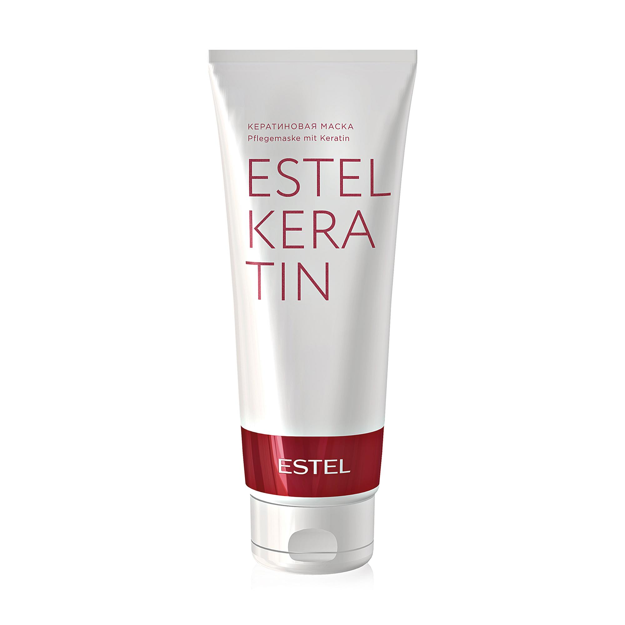 Кератинова маска для волосся Estel Professional Keratin Mask, 250 мл
