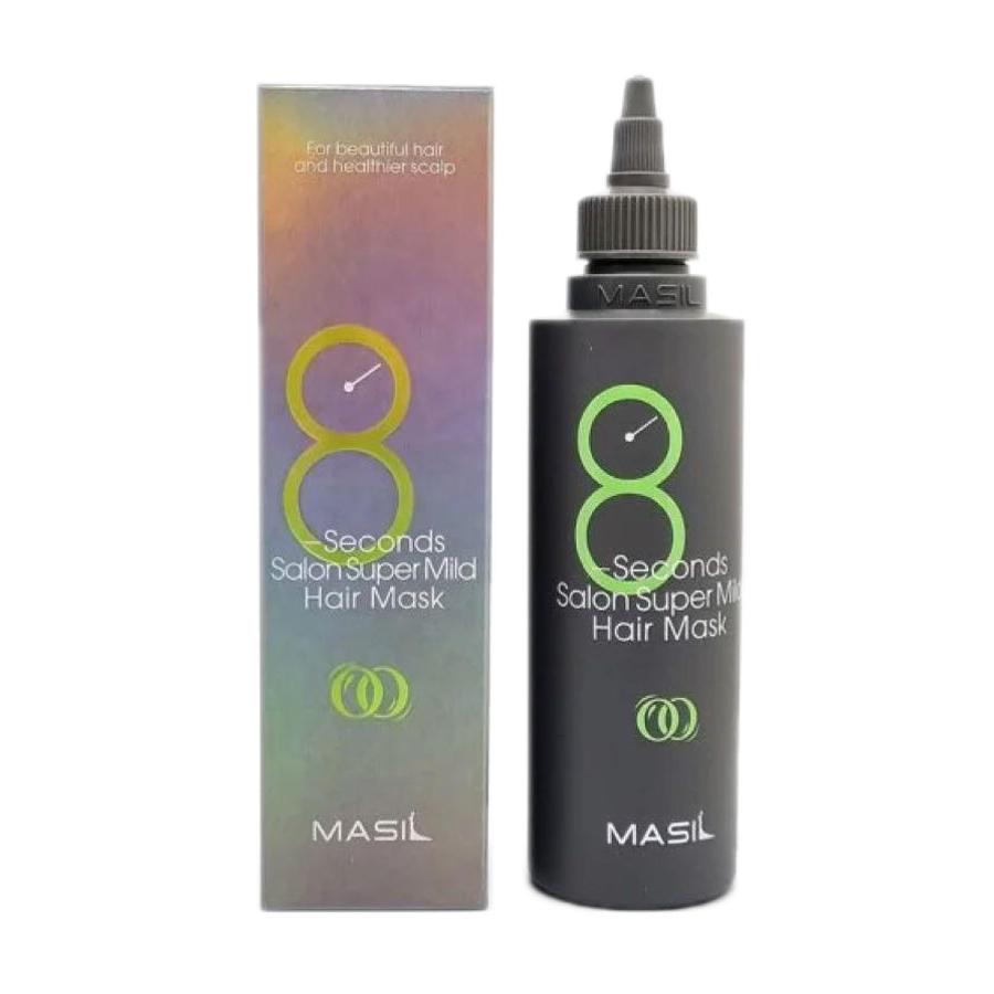 Відновлювальна маска Masil 8 Seconds Salon Super Mild Hair Mask для ослабленого волосся, 100 мл